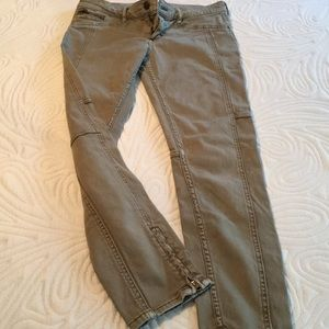Abercrombie & Fitch Jeans - A&F ankle pants